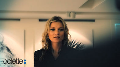 kate moss, sandy lakdar, colette, photo,