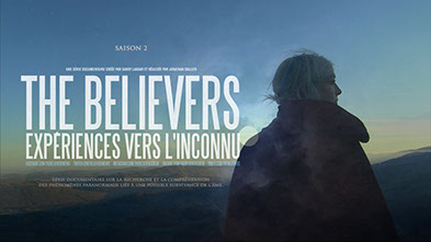 the believers, saison 2, sandy lakdar, poster, paranormal,