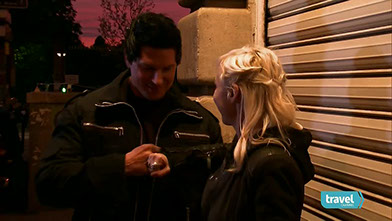 sandy lakdar, zak bagans, netherworld, travel chanel,